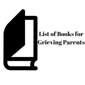 List of Books for Grieving Parents