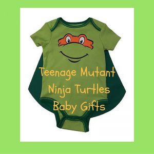 Teenage Mutant Ninja Turtle Baby Gifts