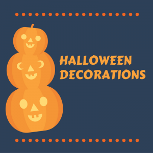 List of Halloween Decorations