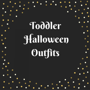 Toddler Halloween Outfits