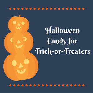 List of Halloween candy for trick-or-treaters