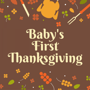 Baby's First Thanksgiving Outfits