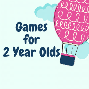 Games for 2 Year Olds