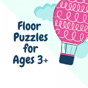 floor puzzles for ages 3+