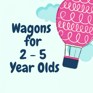 Wagons for 2 Year Olds