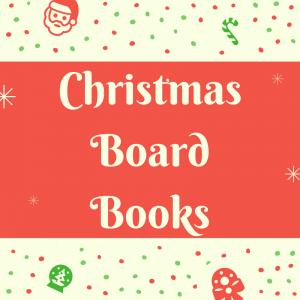 List of Christmas Board Books