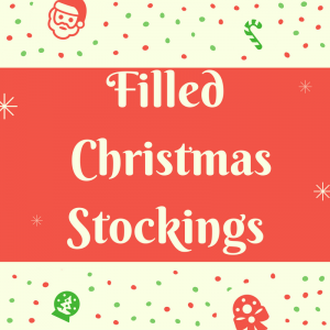 List of Filled Christmas Stockings
