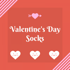 List of Valentine's Day Socks