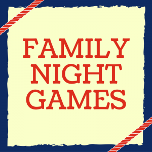Family Night Games