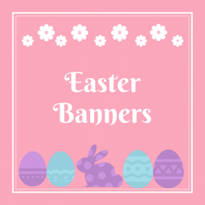 List of Easter Banners