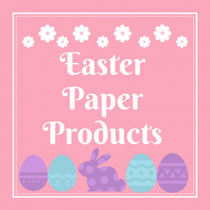 List of Easter Paper Products