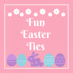 List of Fun Easter Ties