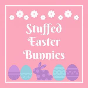 List of Stuffed Easter Bunnies
