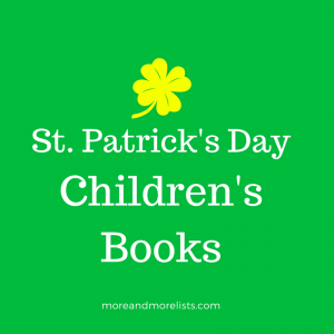 List of St. Patrick's Day Children's Books