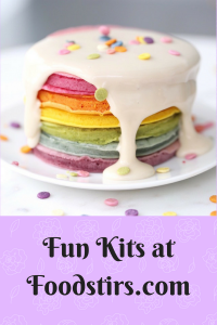 List of Fun Kits at Foodstirs.com