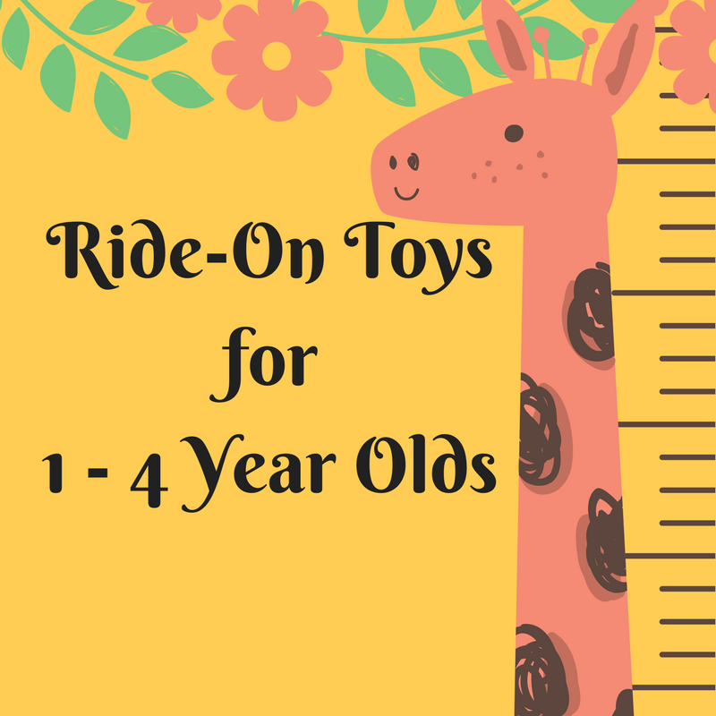 Toys For 45 Year Olds : List of ride on toys for year olds