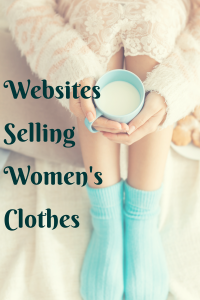 List of Websites Selling Women's Clothes