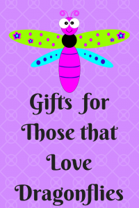 List of Gifts for Those That Love Dragonflies