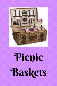 List of Picnic Baskets