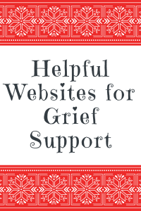 List of Helpful Websites for Grief Support